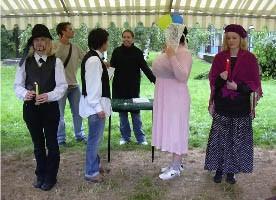 Contes et théâtre